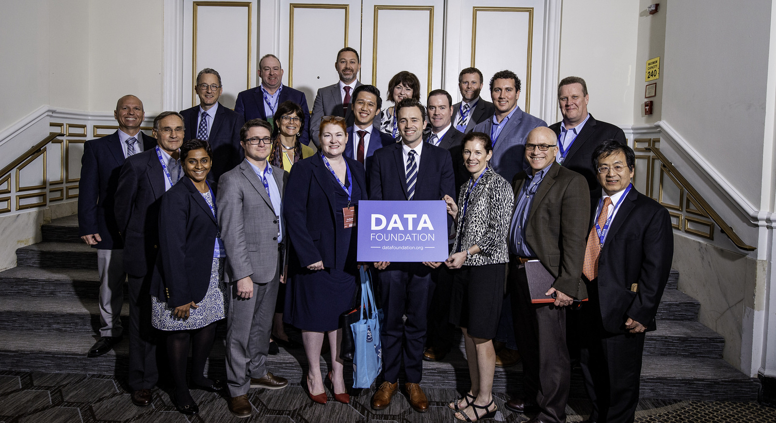 Data Transparency 2018  included the first-ever roundtable of State CDOs.