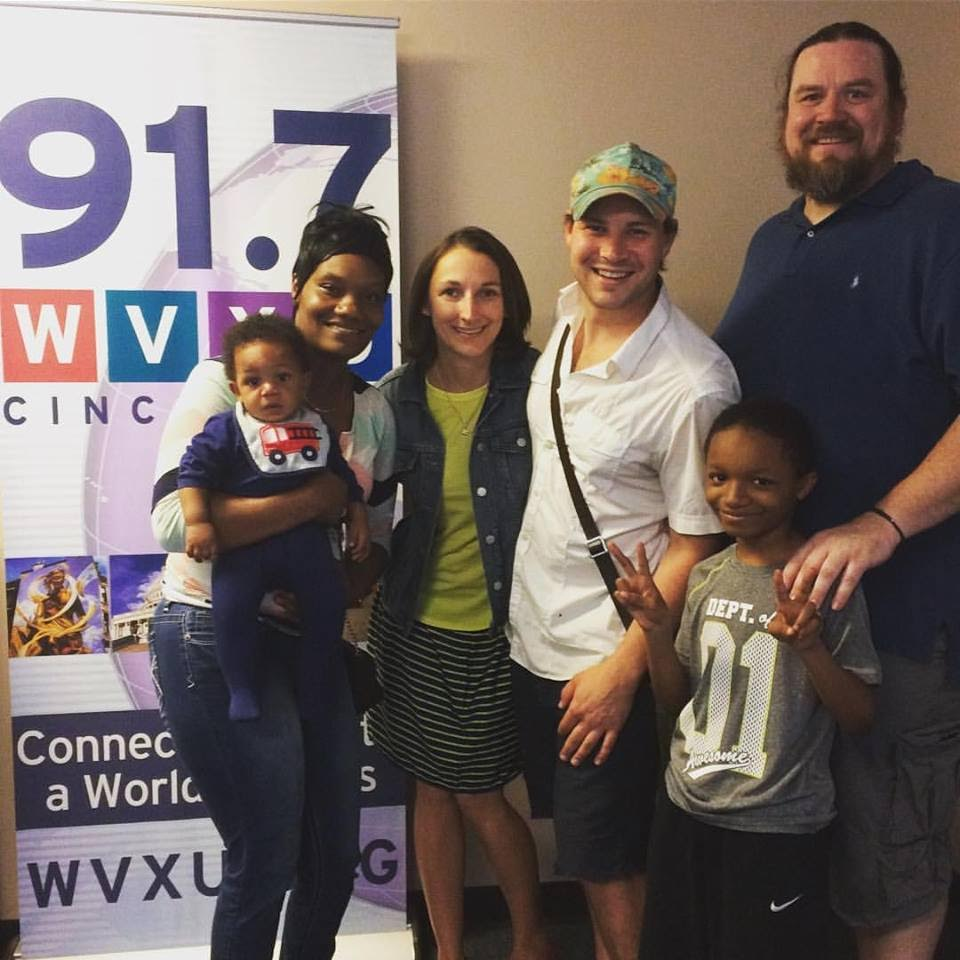 Listen to Bridget Leak, Trey Tatum and participating mother Angie Bailey discuss   Space for the Future   on NPR Member Station  91.7 WVXU | Cincinnati Edition .