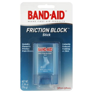 Band-Aid Friction block stick