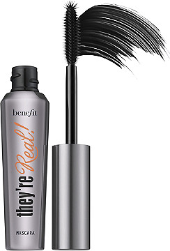 I get asked SO often about my mascara and each time this is the one I am wearing.