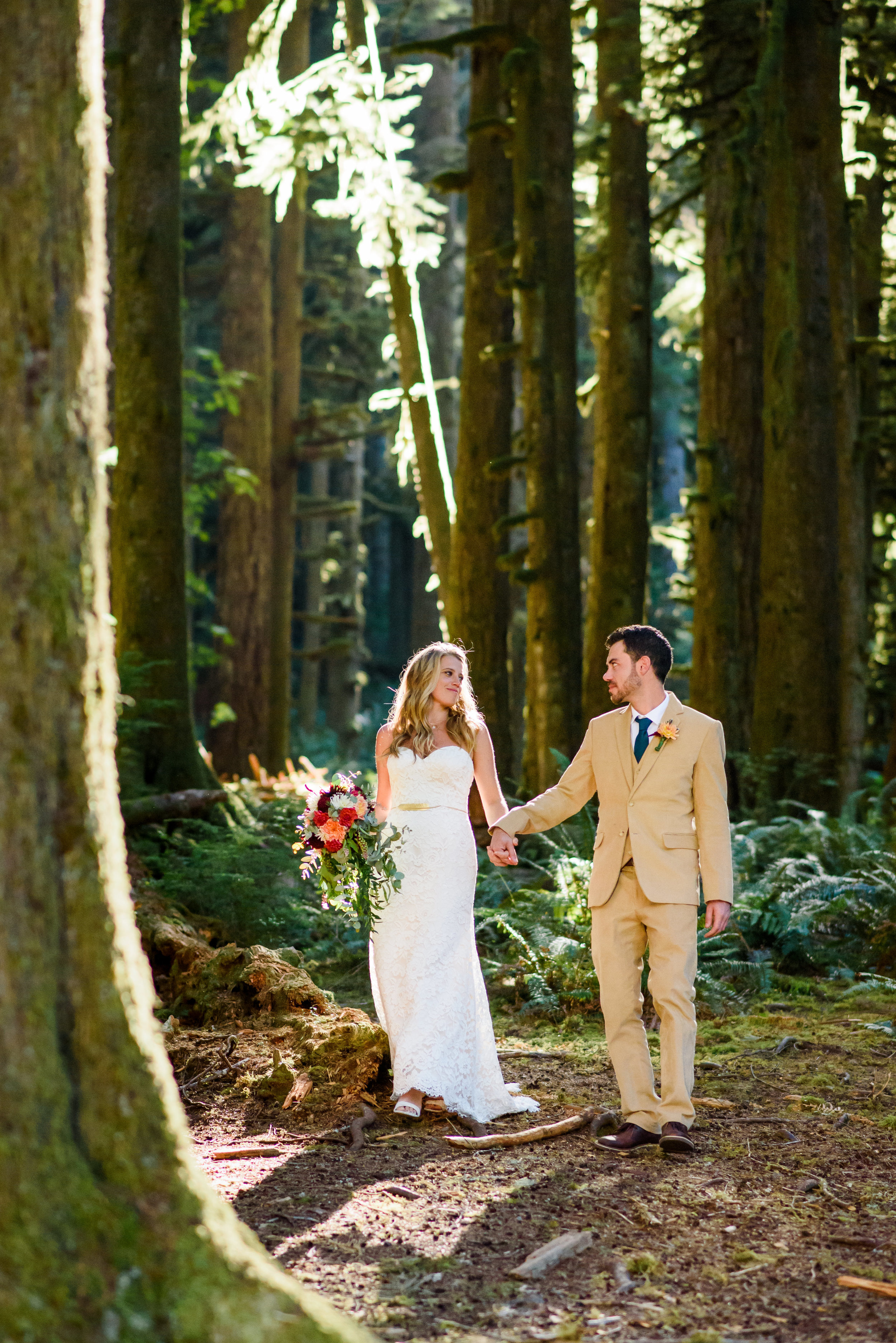 M + S: Silver Falls State Park