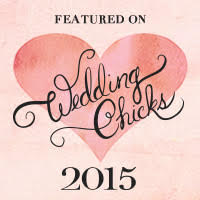 Encharm'd Weddings featured on Wedding Chicks 2015