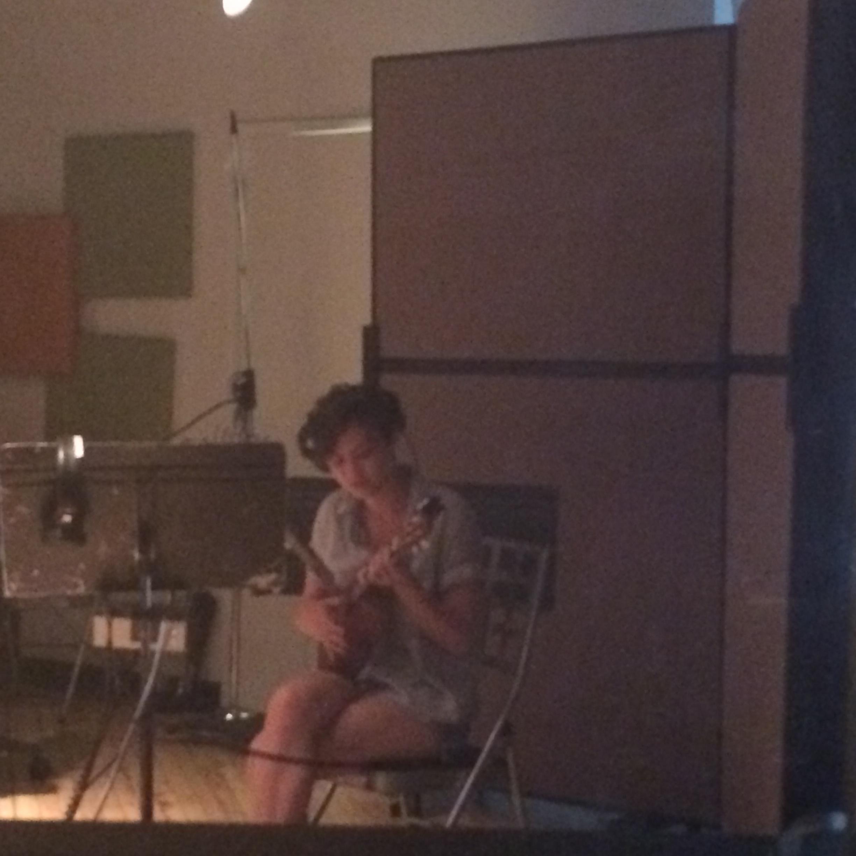 Wendy Recording.jpg