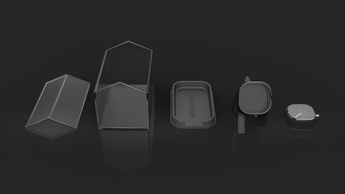 WatchDogPackaging Parts