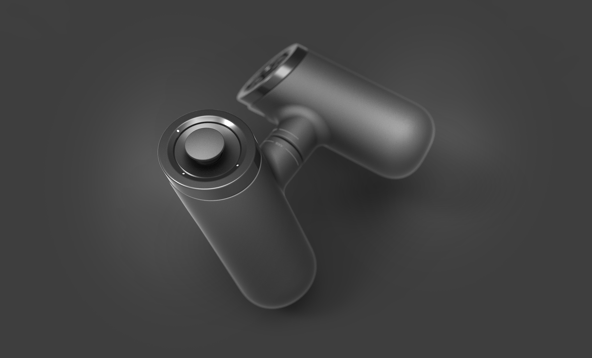 Axis controller left side trigger view. Copyright Creative Session