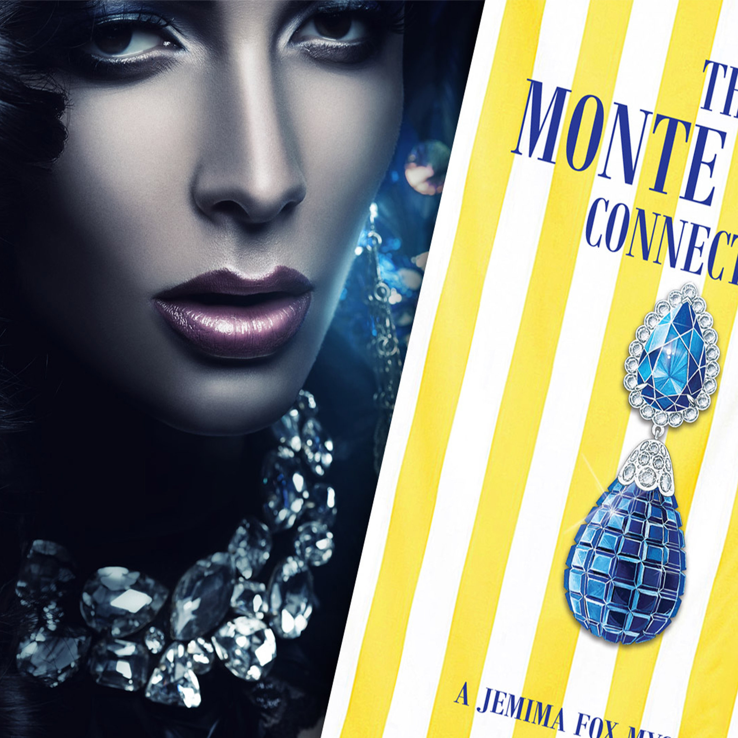 The Monte Carlo Connection: Volume Three in the 'Jemima Fox Mystery' Series - In the summer of 2009, Josie Goodbody was sitting at her desk in Mayfair, as the head of PR for the most luxurious jewellery in the world - Graff Diamonds. Suddenly she heard gunshots from outside, only to discover that two masked thieves had just escaped with £40m of the world's finest jewellery from Graff's boutique on Bond Street.