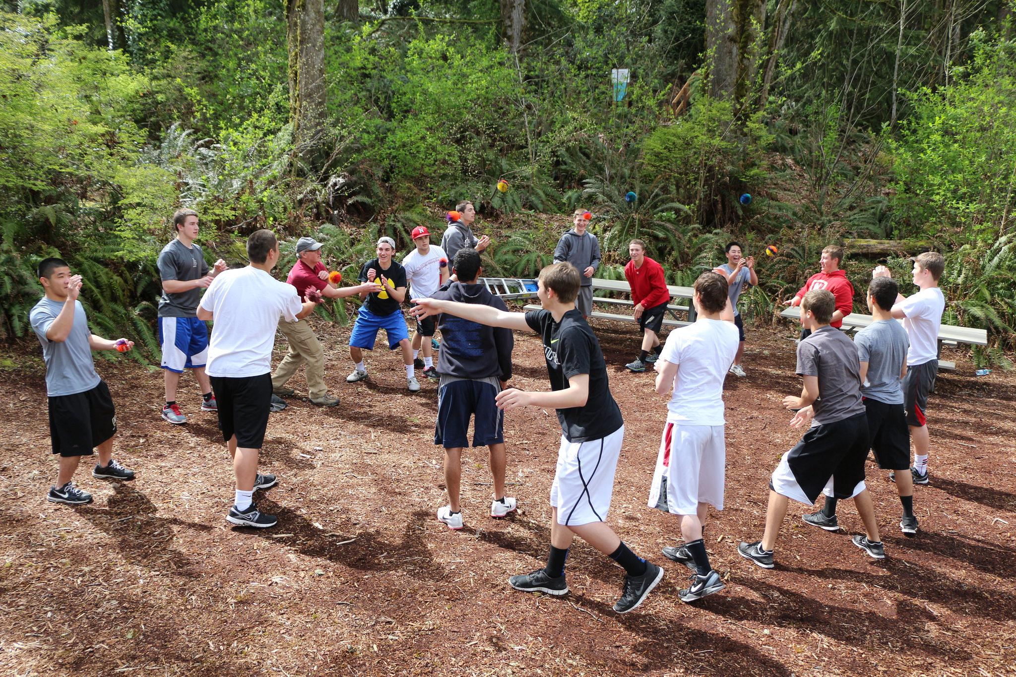 Group Juggle