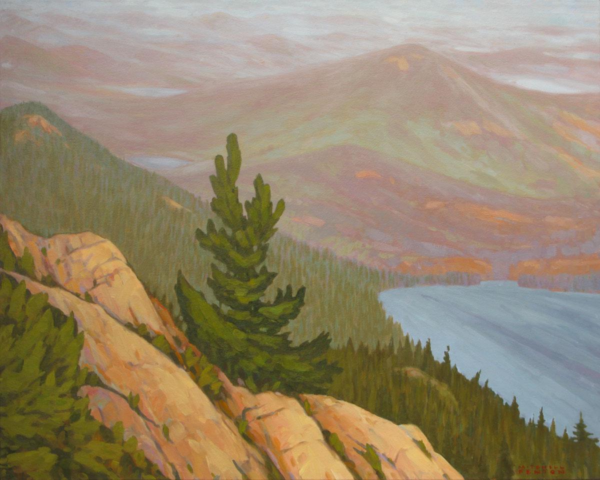 La Cloche Hills - 24x30 inch
