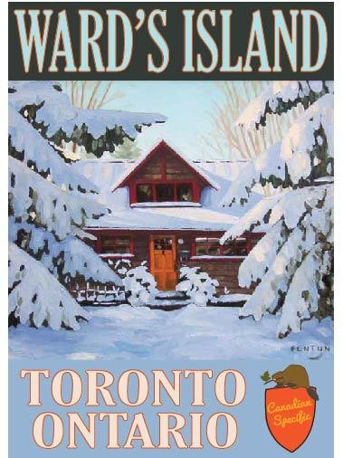 Wards Island Fourth St