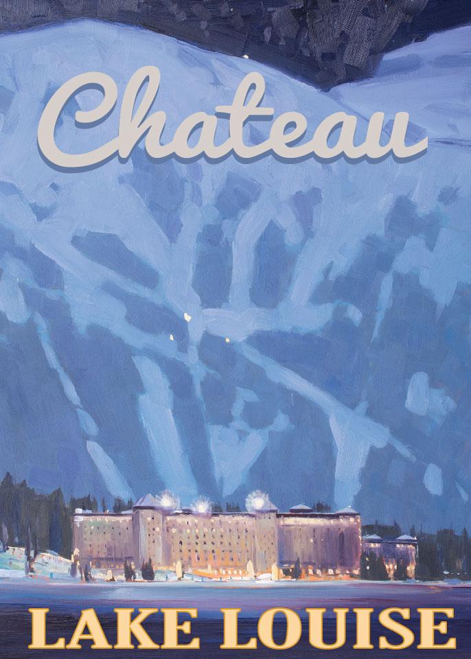 #017 - Chateau Lake Louise
