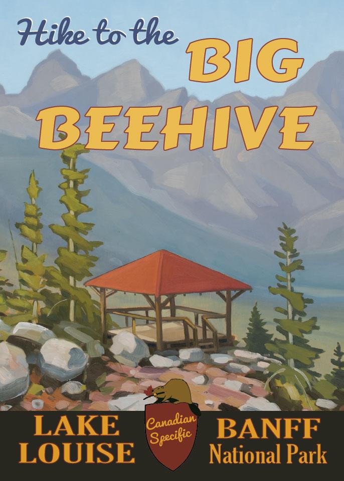 #020 - Big Beehive