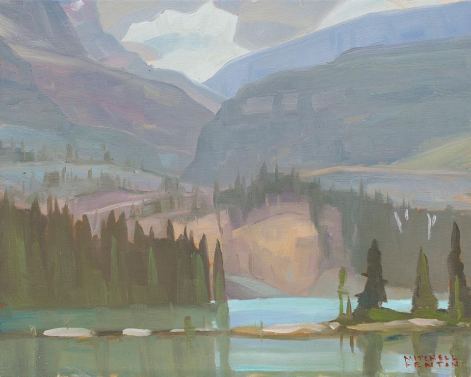 Smoky Lake O'Hara