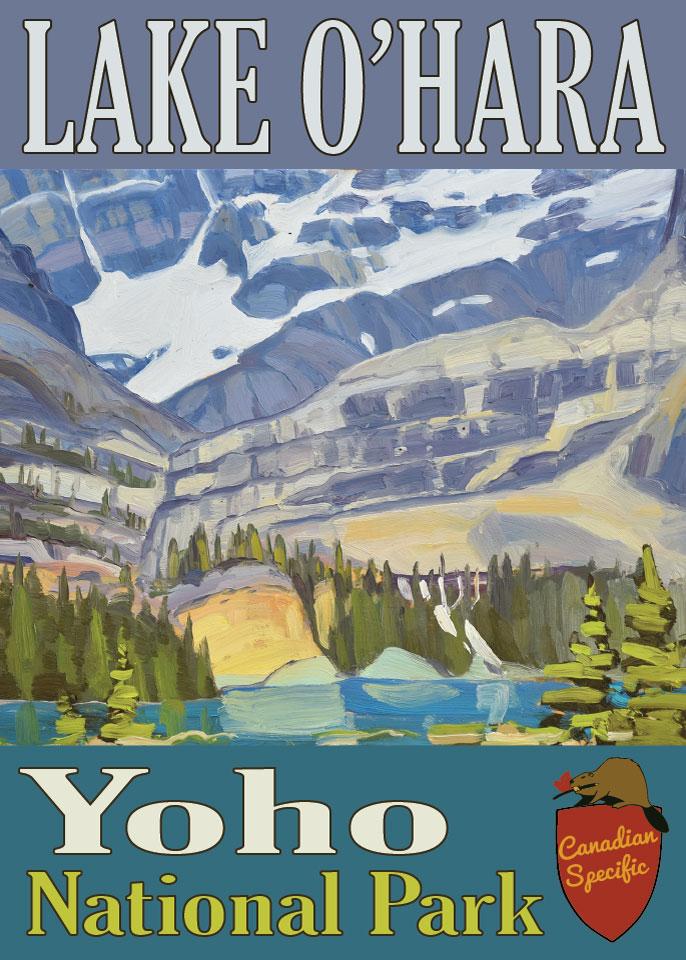 #041 Lake O'Hara