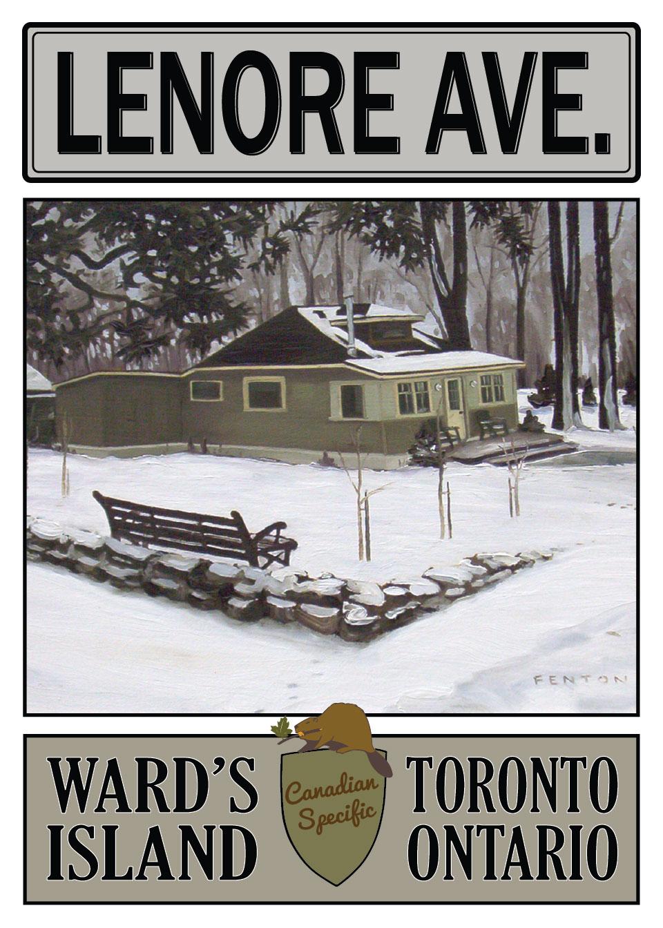 2 Lenore Ave, Toronto Island