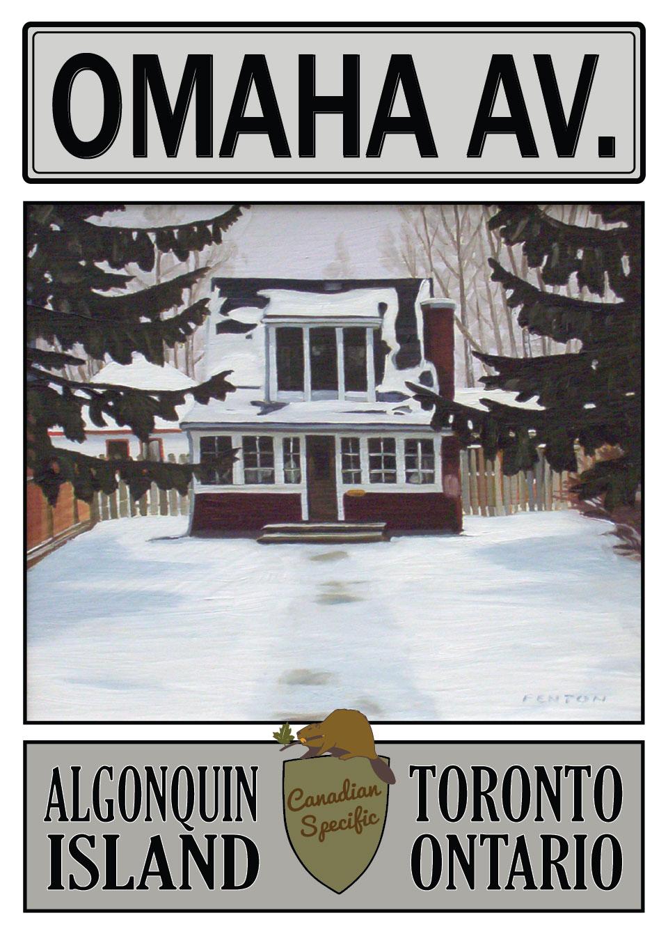 18 Omaha Ave, Toronto Island