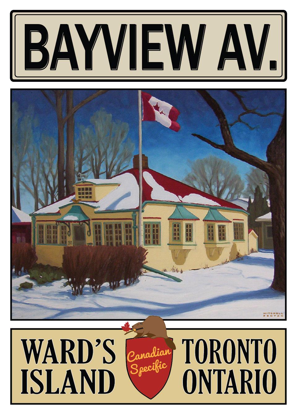 30 Bayview Ave, Toronto Island