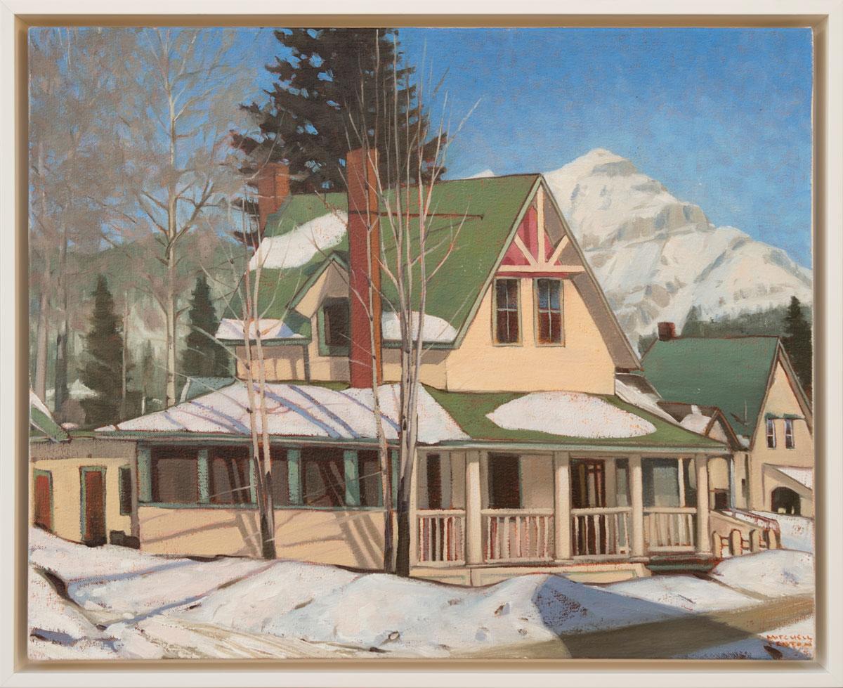 307 Marten St, Banff