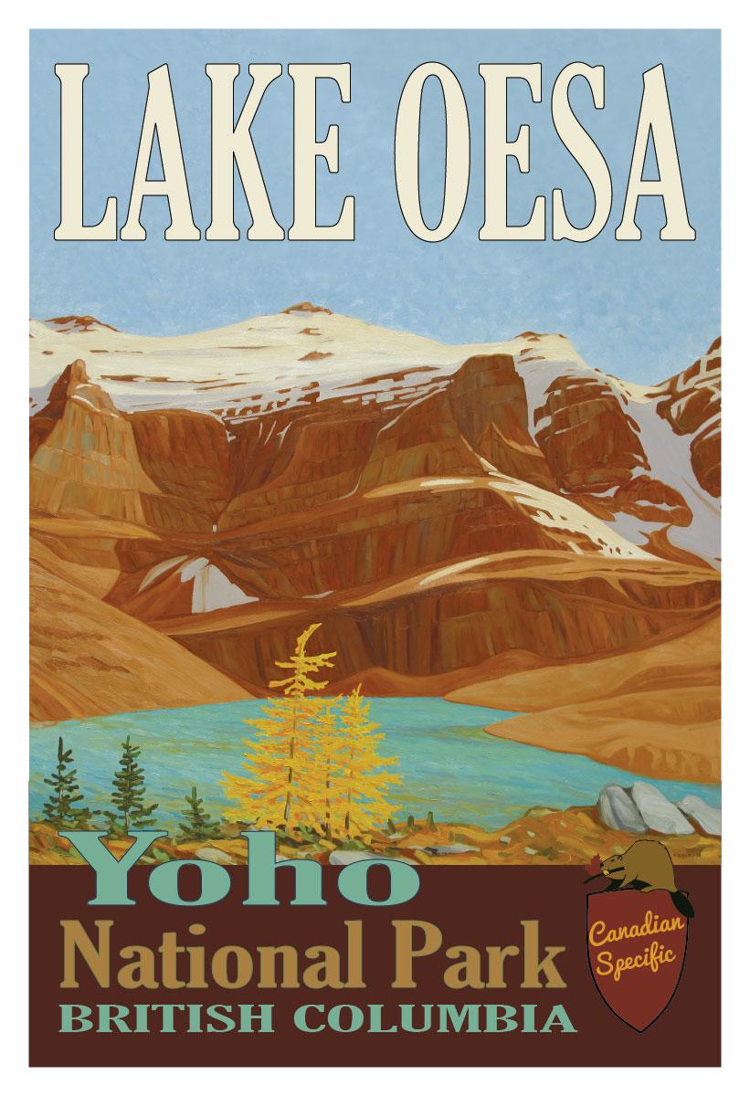 #40 Lake Oesa