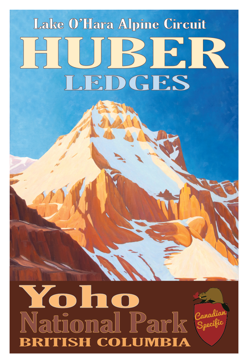 #38 Mount Huber