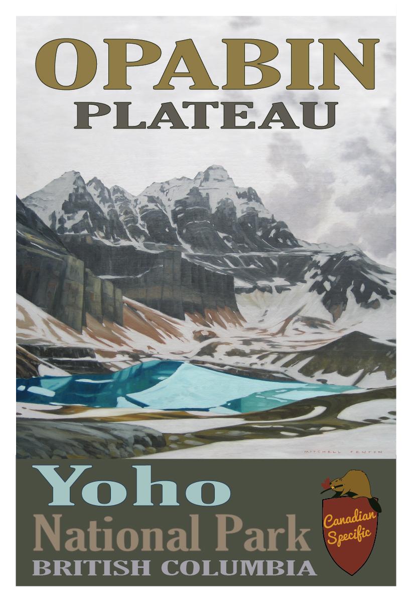 #45 Opabin Plateau