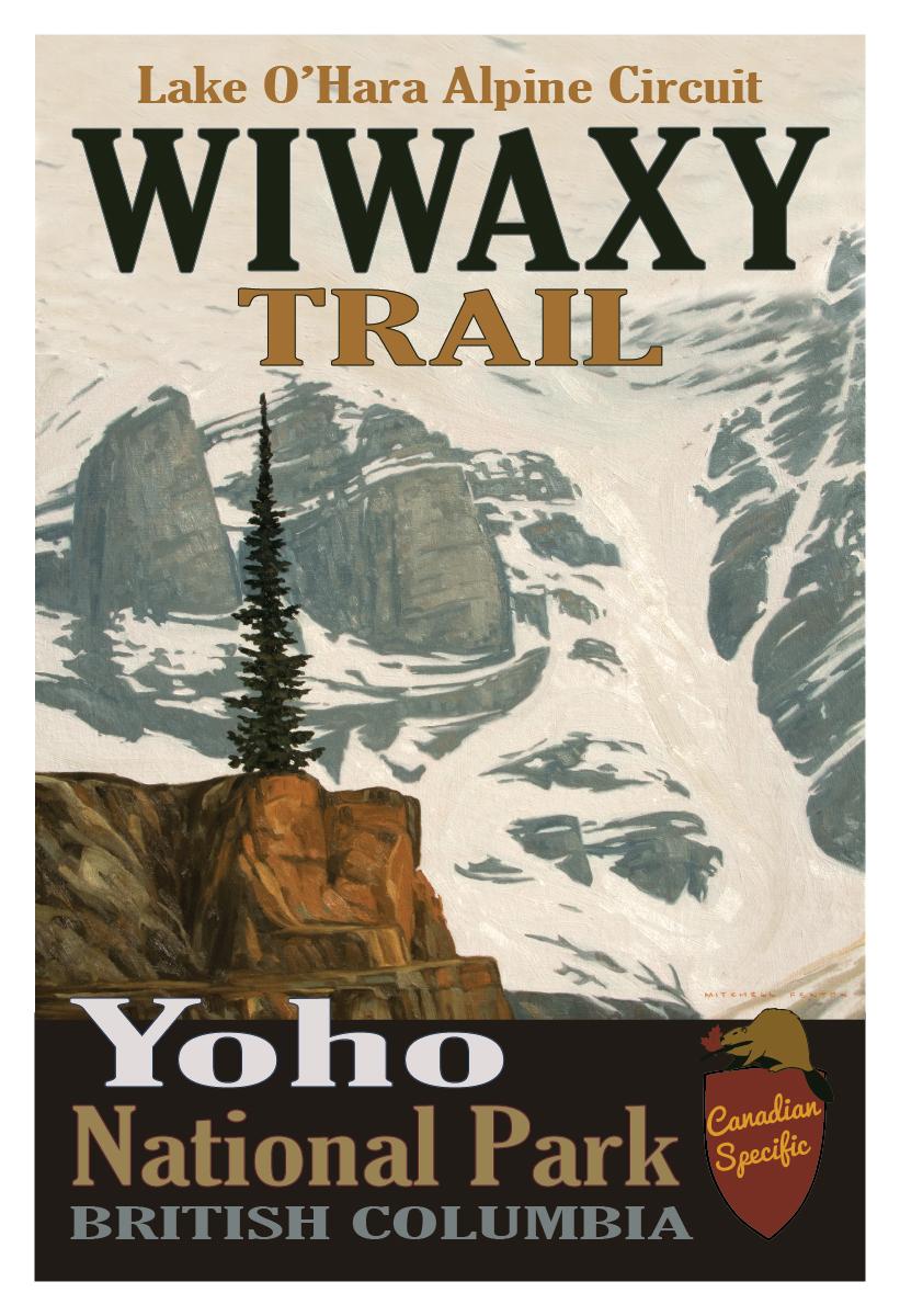 #48 Wiwaxy Trail