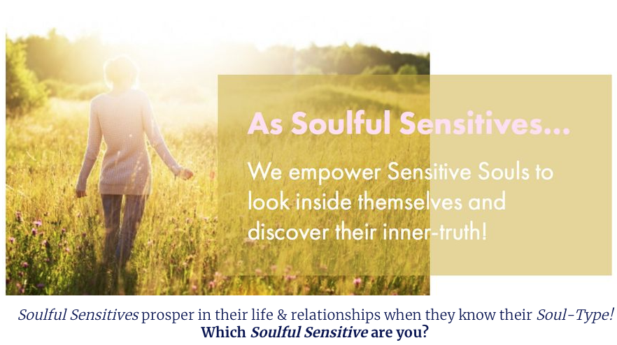 Soulful Sensitives Quiz
