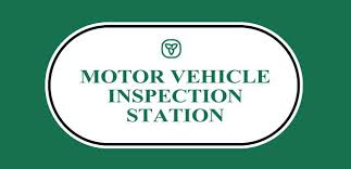 MTO motorcycle vehicle inspection station motor