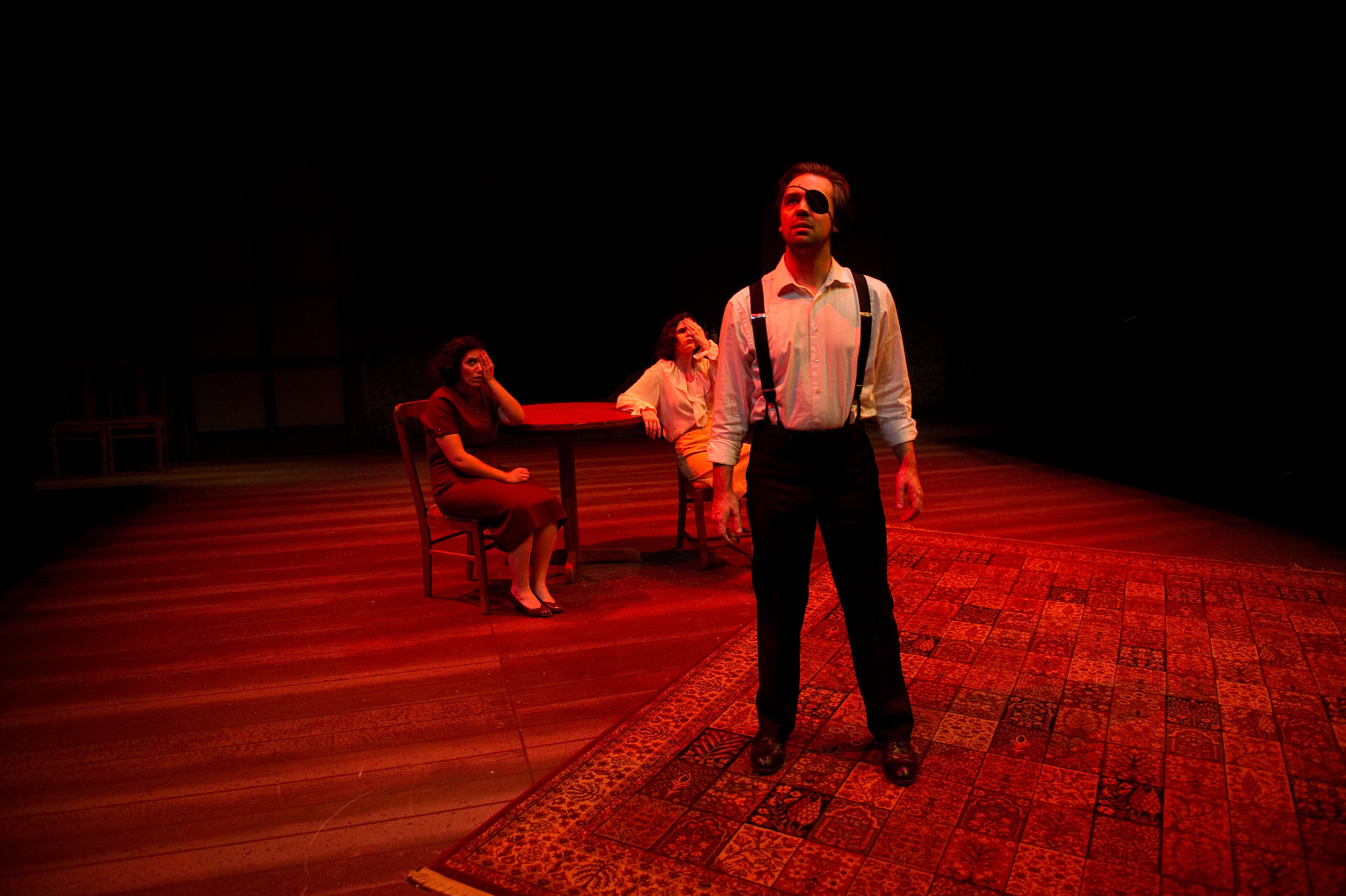 A Bright Room Called Day  - Southern Miss Theatre, 2013