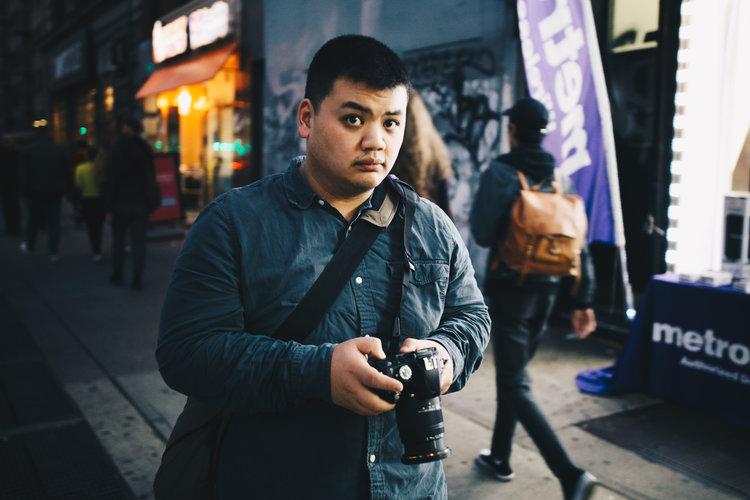 Richie Leng, Associate Photographer
