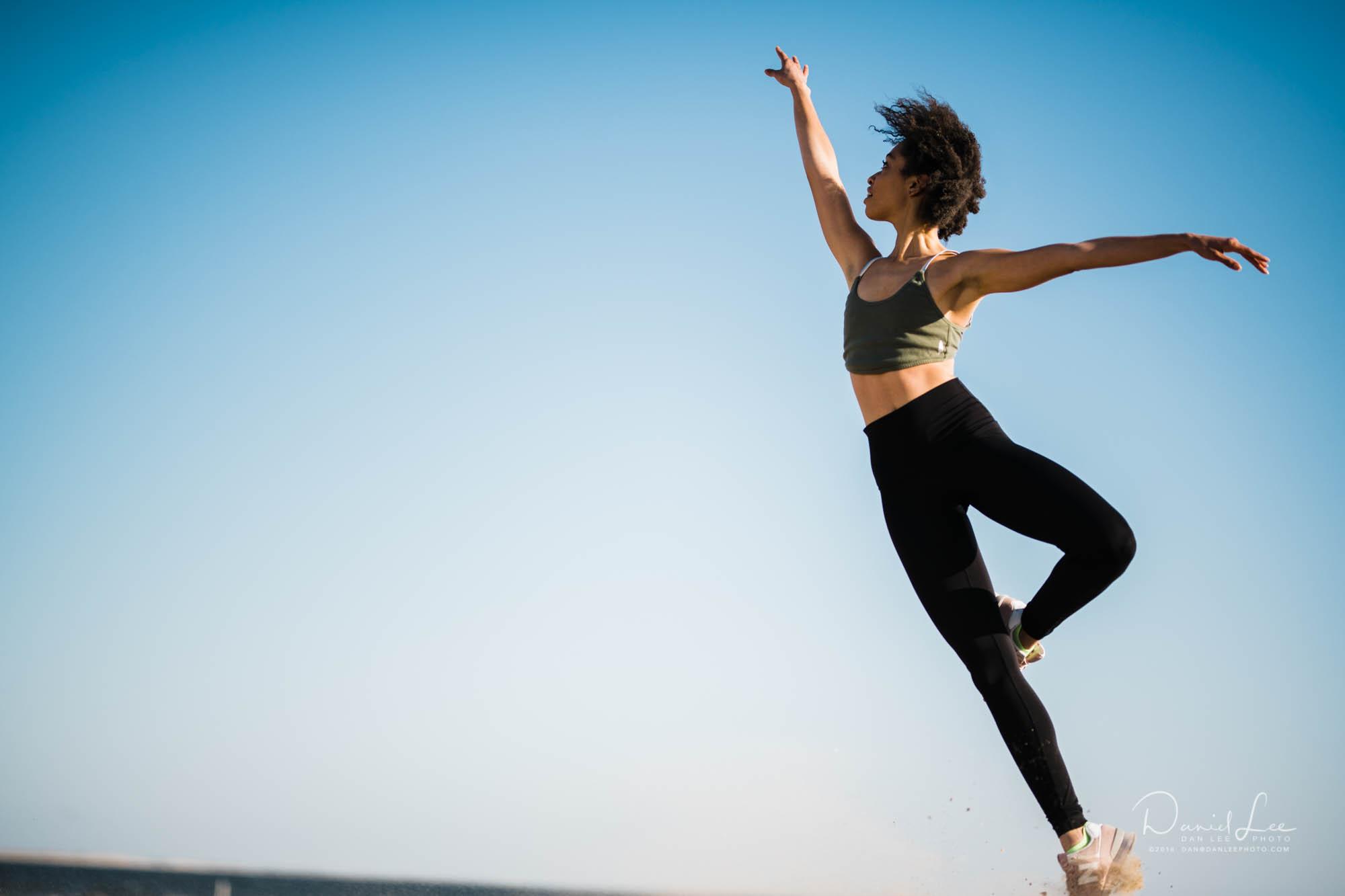 Imani, Dancer