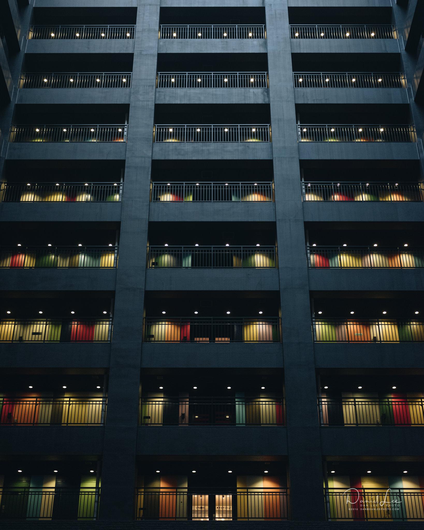 Soho, Tokyo. Photo by Daniel Lee.