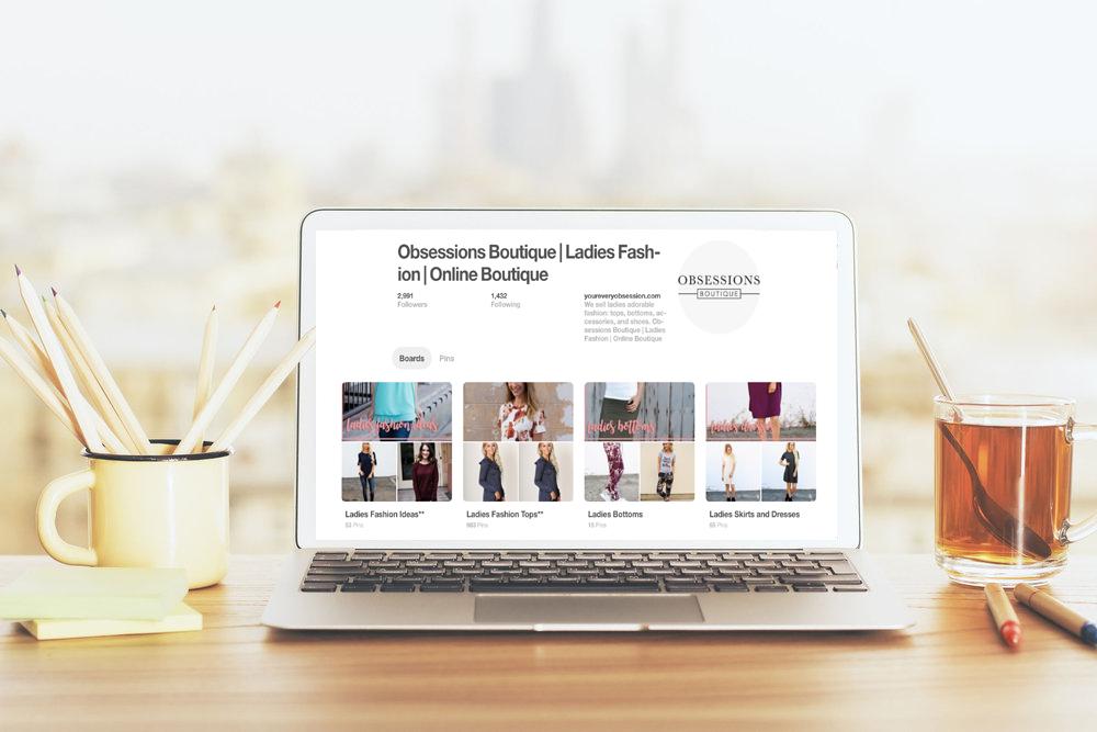 Pinterest Organization | Social Media Marketing | Social Media Audit