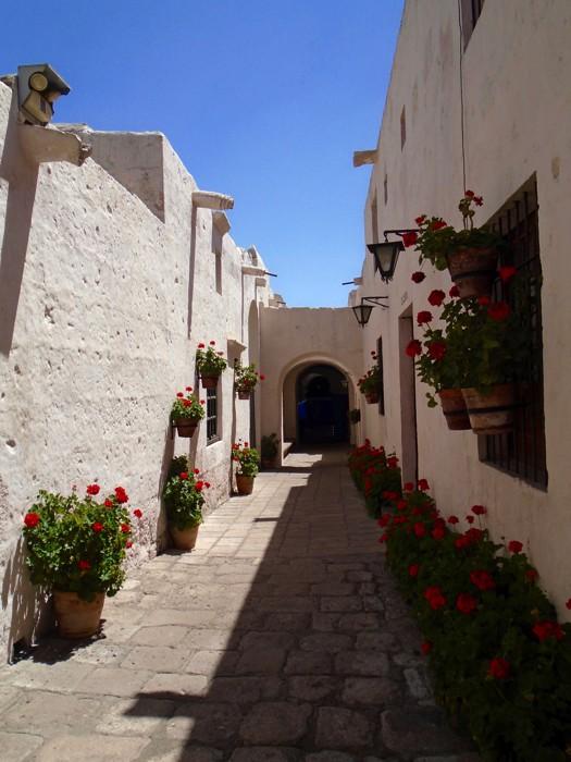 Arequipa Peru Travel Blog - Santa Catalina Monastery - Wanderlost