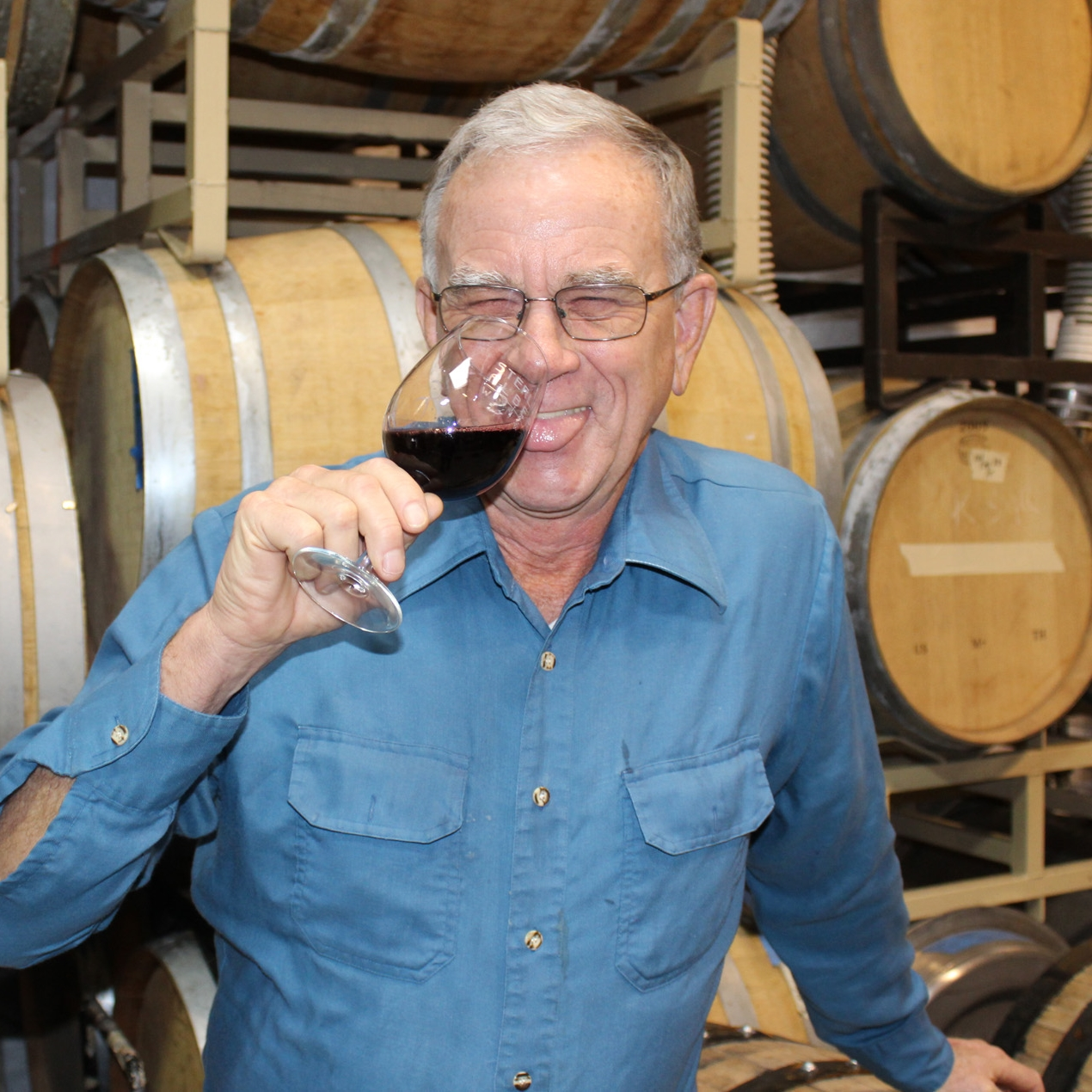 Larry Langbehn  Winemaker