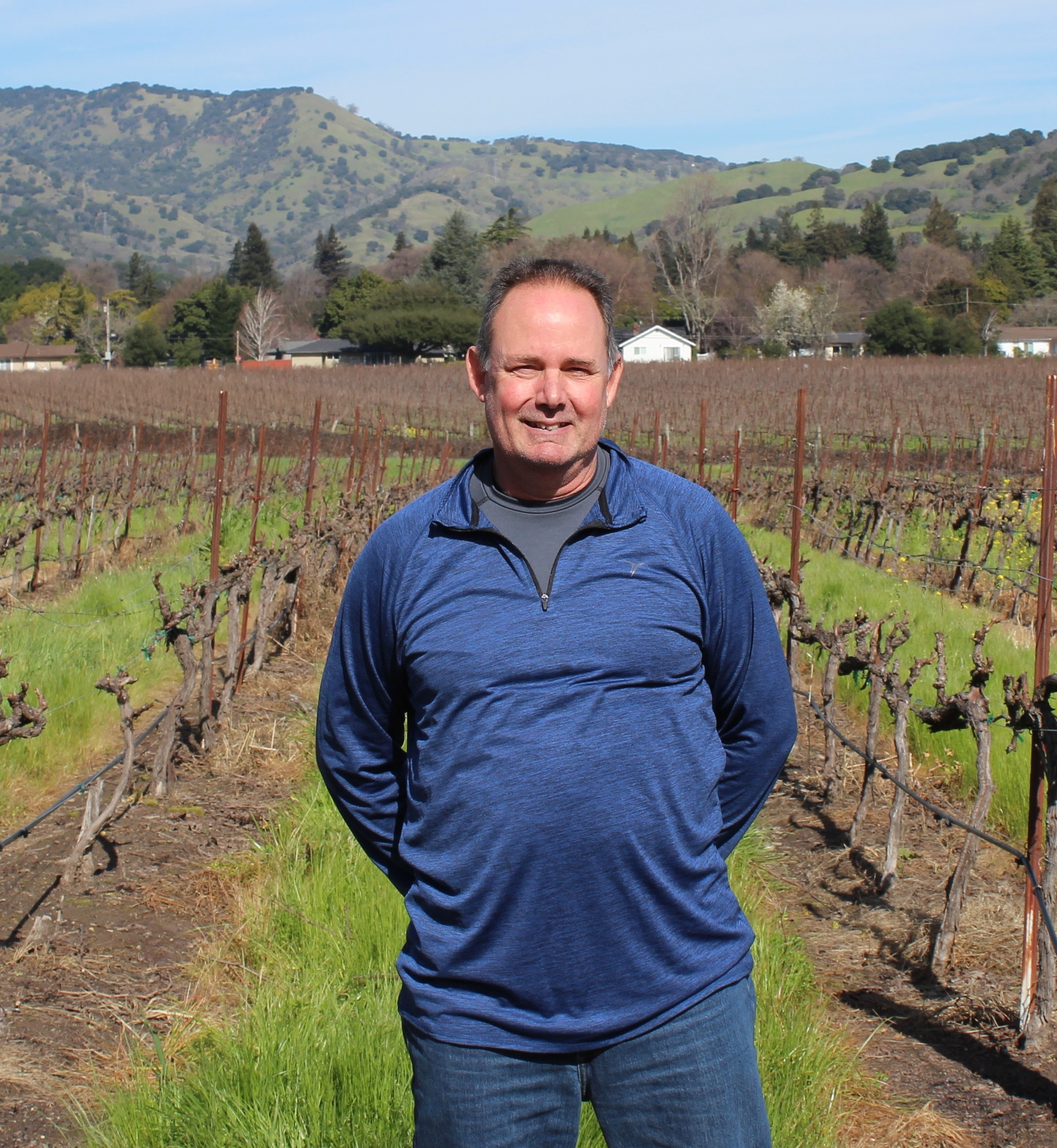 Sterling Albert  Winemaker