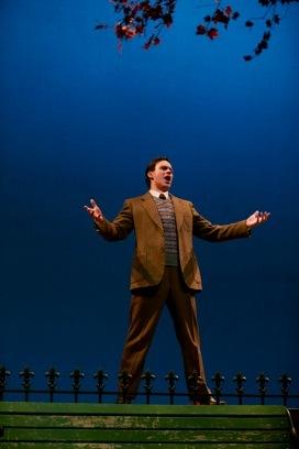 Young Ralph in  The Last Romance , Theatre Aquarius