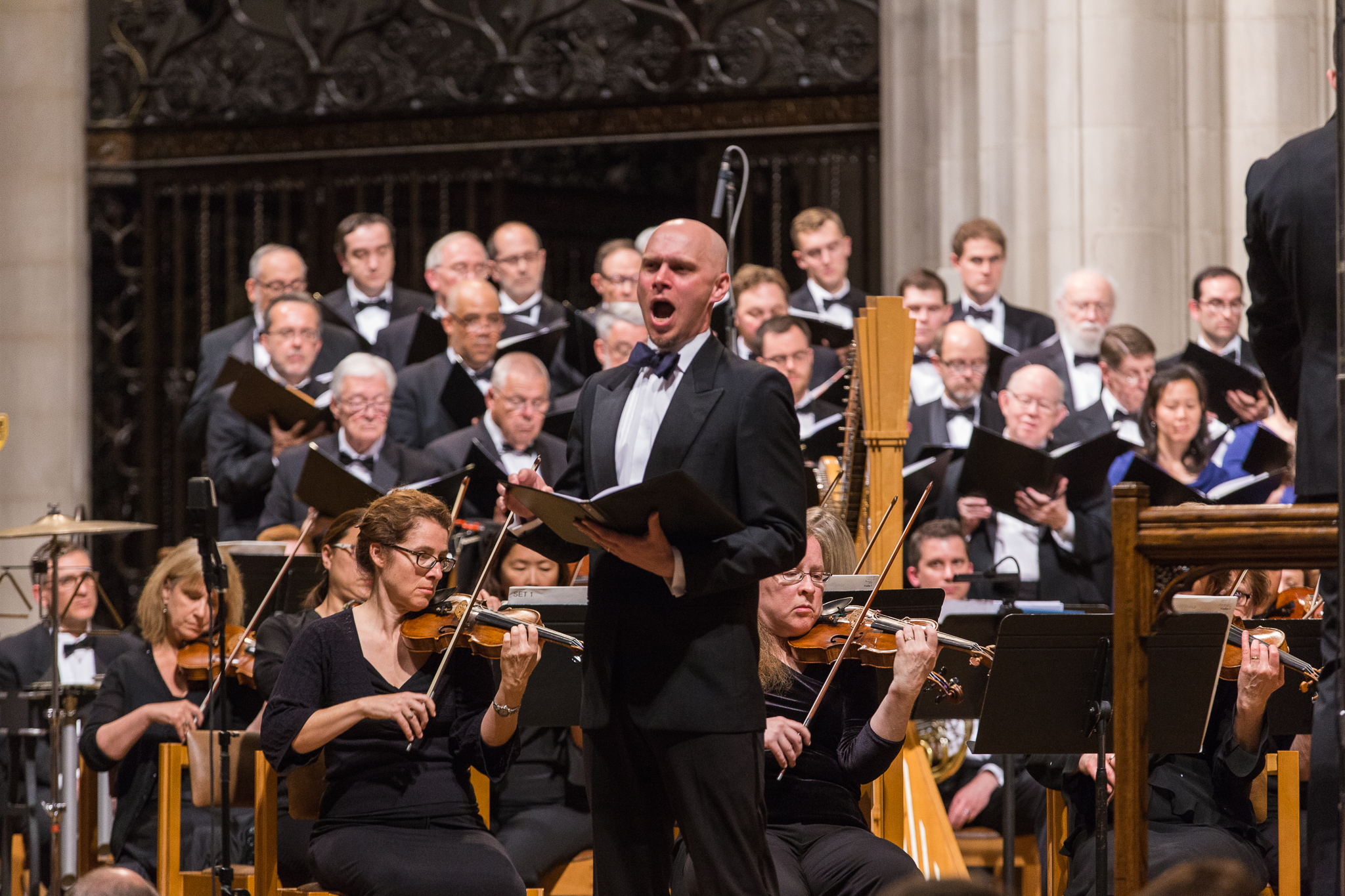 Dvořák  Te Deum  at the National Cathedral, Washington D.C.