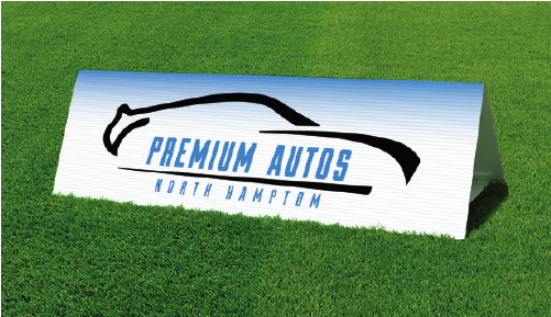 Premium Autos North Hampton Stadium Sponsorship Example By Campus Box