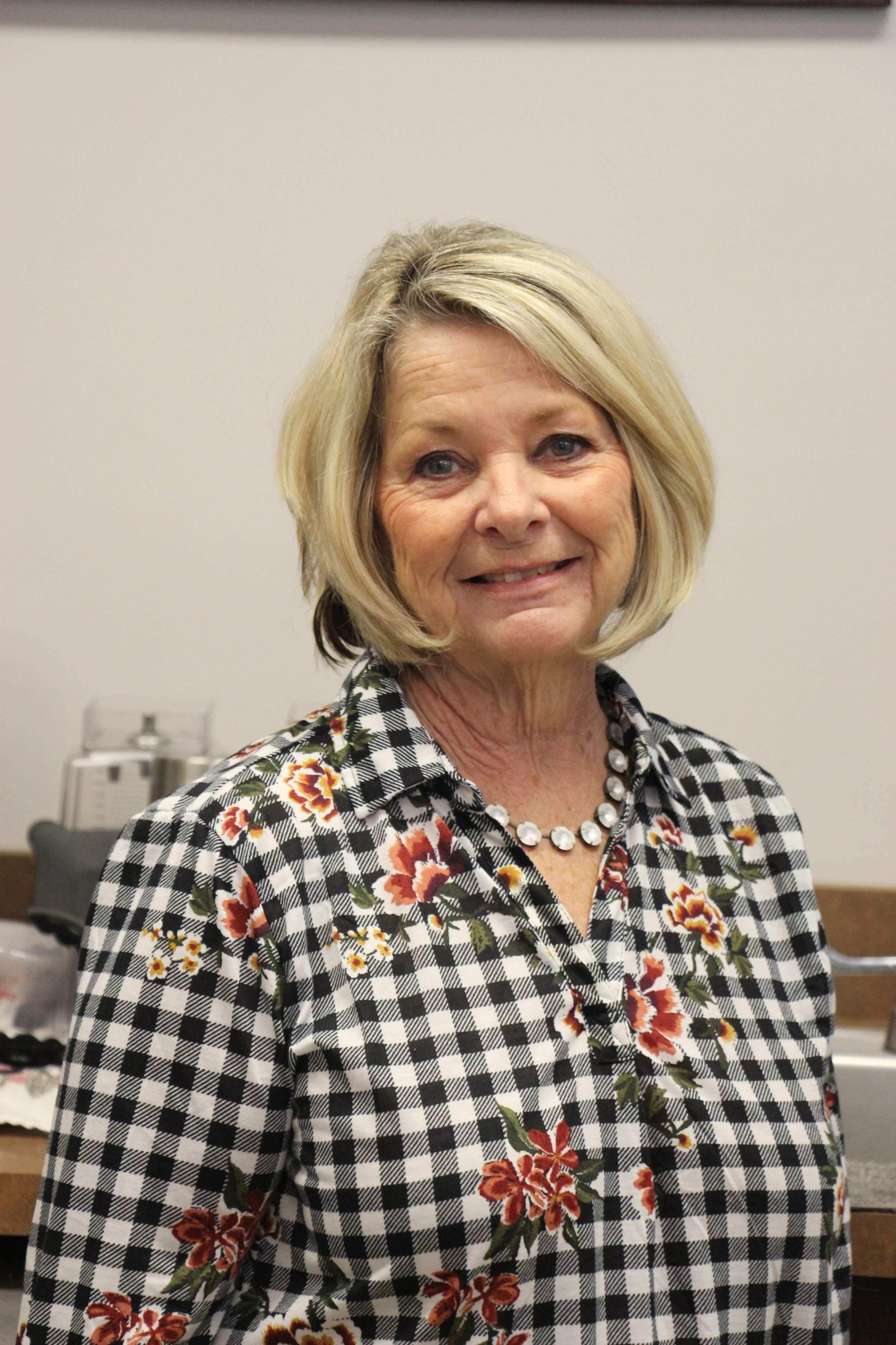 Rita Philpott - Area of Service: Gathering Grounds, baristaWhen did you begin service in the CLC? When it opened in 2016.Why did you want to be a part of the CLC ministry? I had previously been involved in the coffee ministry prior to the CLC opening and love being able to serve our community and contribute to the family atmosphere at Bonsack.What has been a highlight of your time in the CLC? Volunteering at the Gathering Grounds is fun, sometimes hard work, but most of all rewarding. I've been so excited God has led me to this opportunity where I meet new people, get to know members better and enjoy a great cup of coffee! It's great to share with visitors that the CLC is for the community. They are in awe. I've seen visitors become members because of the family atmosphere Bonsack offers.Are there any other thoughts that you would like to share? Gathering Grounds is also a ministry to those who live in third world countries to improve their way of life by using Fair Trade practice. By using Land of a Thousand Hills coffee, we support people and missions in Rwanda, Brazil, and the Caribbean. It is a way for our people to impact the world by doing something that they do every day, drinking coffee.