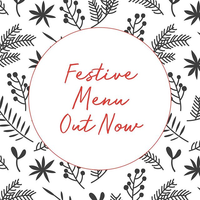 Come and join us for a cosy festive gathering this year. Our Christmas menu is available from the 29th November to the 23rd December for parties of six or more. For more information why not pop in or give us a call on 01983 298574. #christmas #cowes #merry #isleofwight