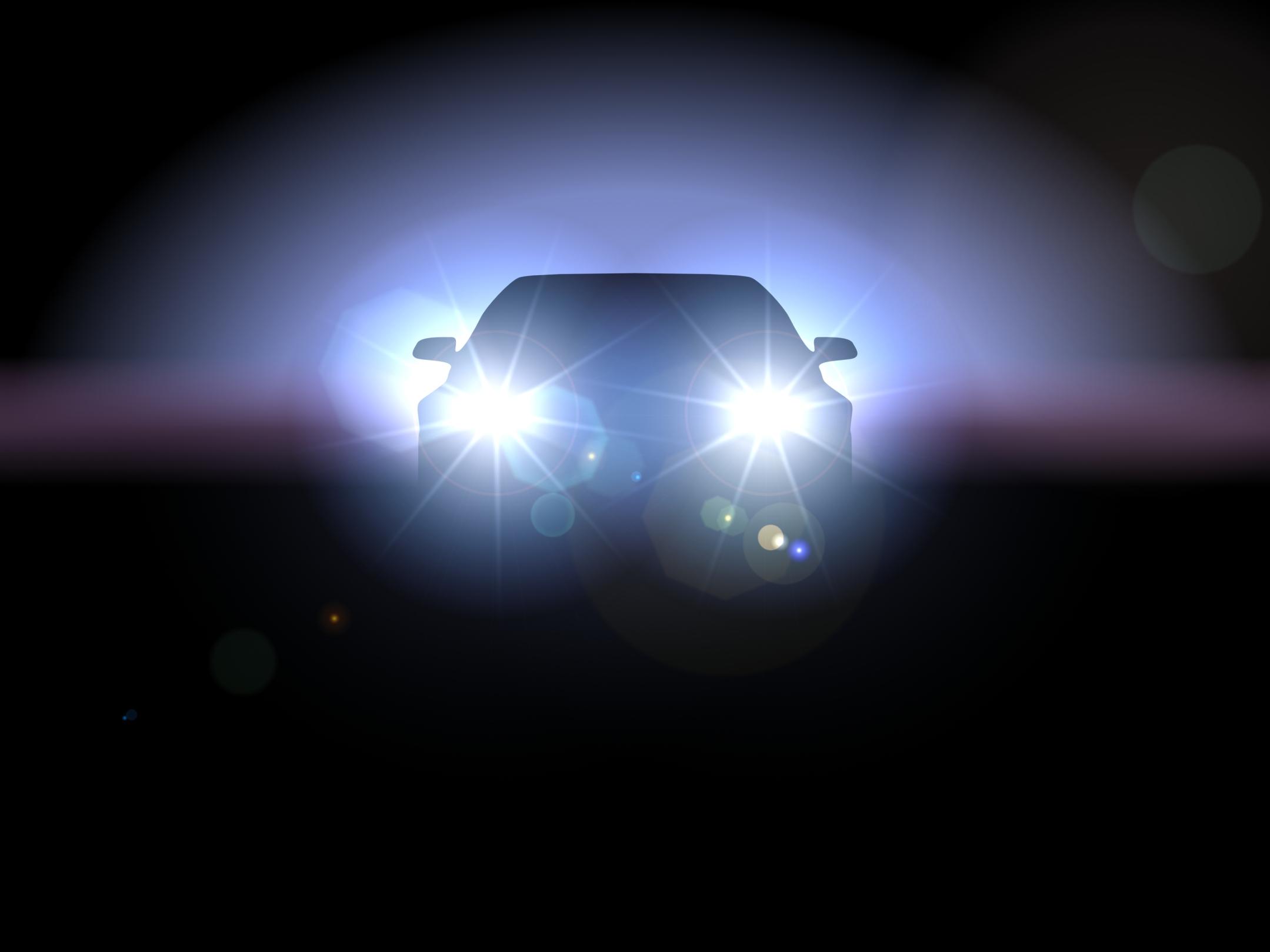 HID-headlights