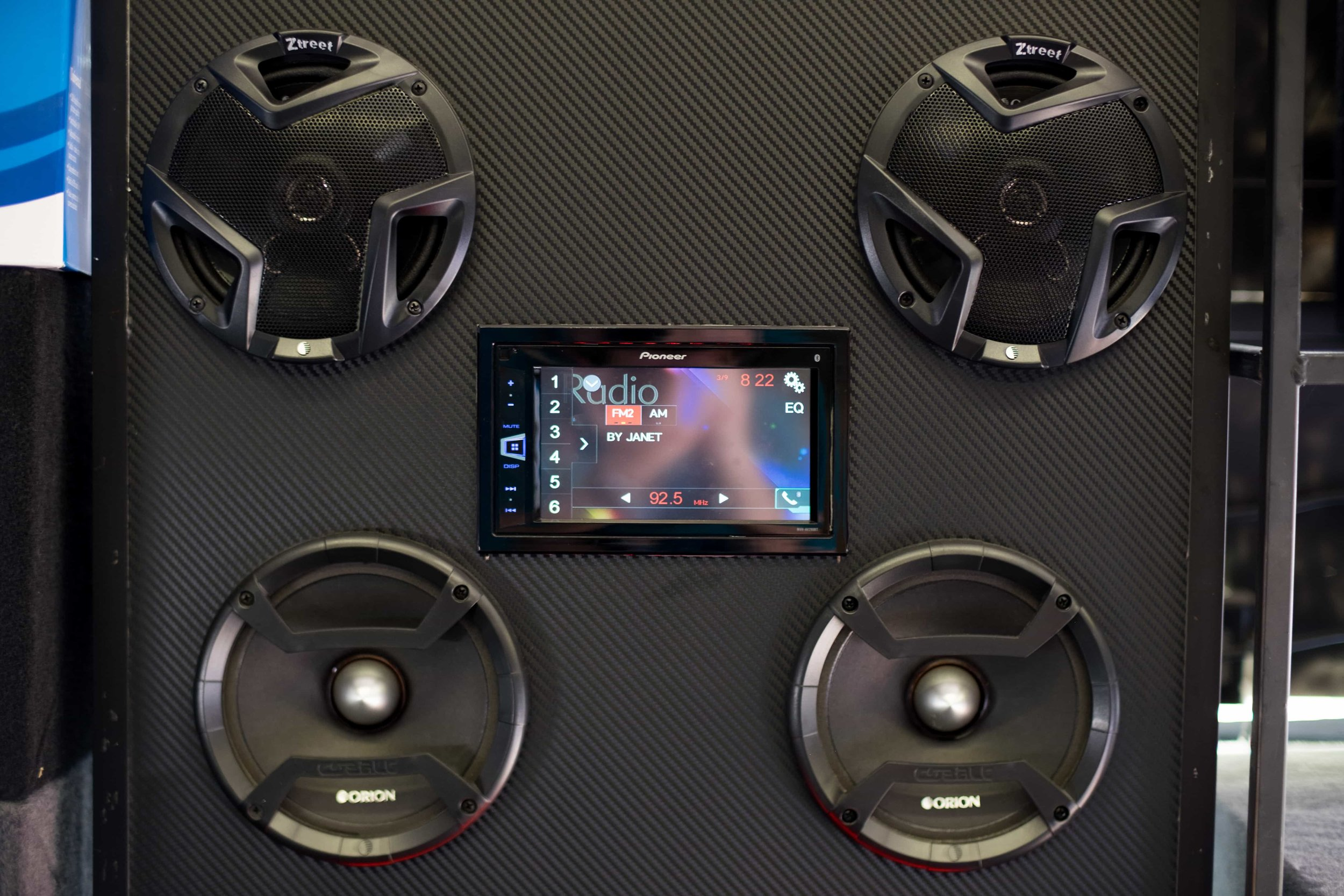 stereo system for your car