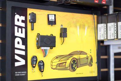 Viper Car Alarm & Theft Prevention National City.