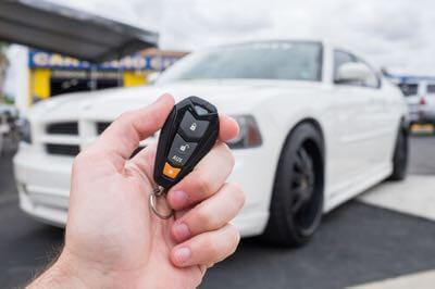 National City car security system & car alarm.