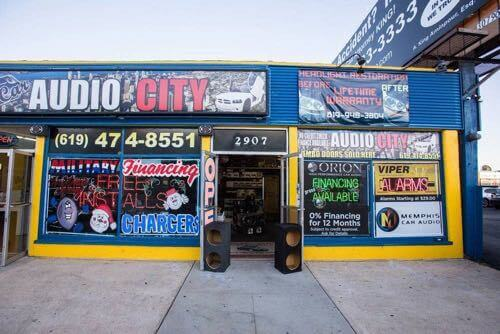 Our shop, located at 2907 Highland Ave. in National City