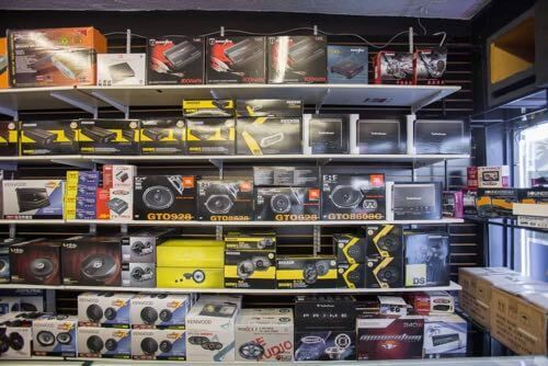 Our Inventory of Audio Systems
