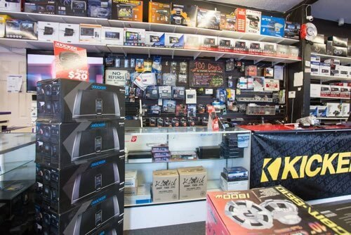 Car Audio Name Brands on Sale Everyday