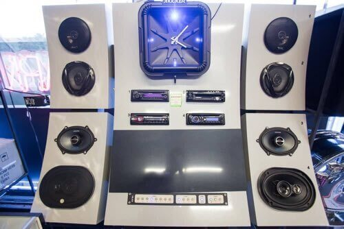 Speakers and More Available at Car Audio City