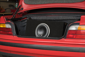 Best car stereo system installation.