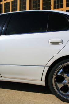 new tinted car windows